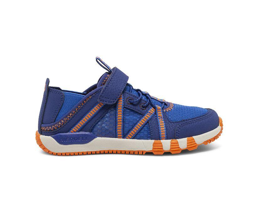 Hydro Free Roam Sandal, Navy/Cobalt, dynamic