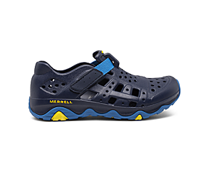 Hydro Canyon Sandal, Navy, dynamic