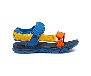 Kahuna Web Sandal, Blue Multi, dynamic