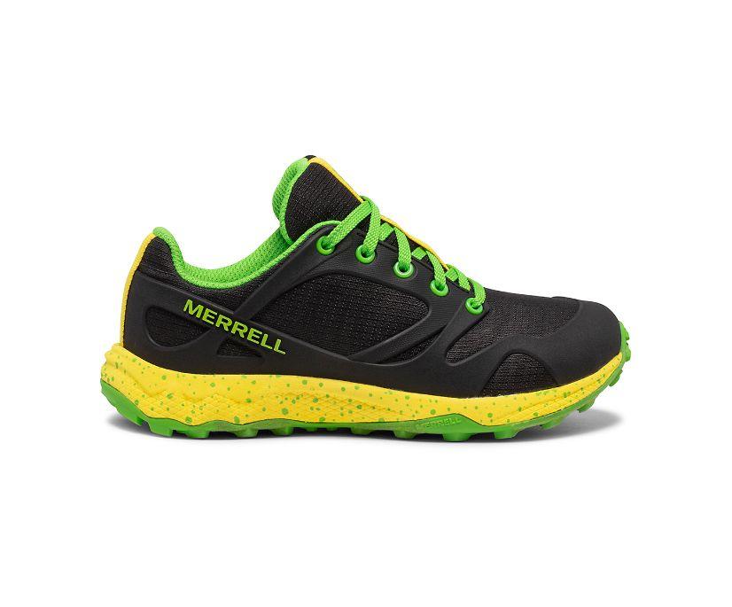Altalight Low Shoe, Black/Lemon, dynamic