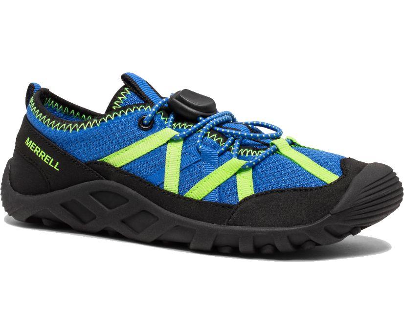 Hydro Lagoon Sandal, Blue/Black, dynamic