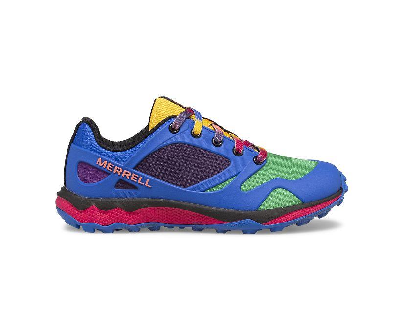 Altalight Low Print Shoe, Blue/Green, dynamic