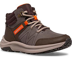Greylock Waterproof Boot, Brown, dynamic