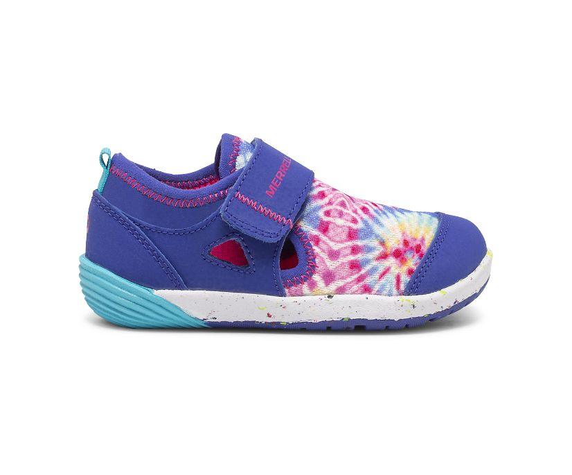 Bare Steps® H2O Sneaker, Blue/Tie Dye, dynamic