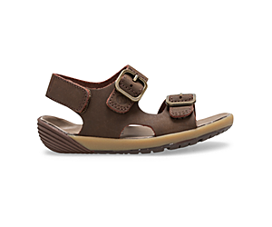 Bare Steps® Sandal, Brown, dynamic
