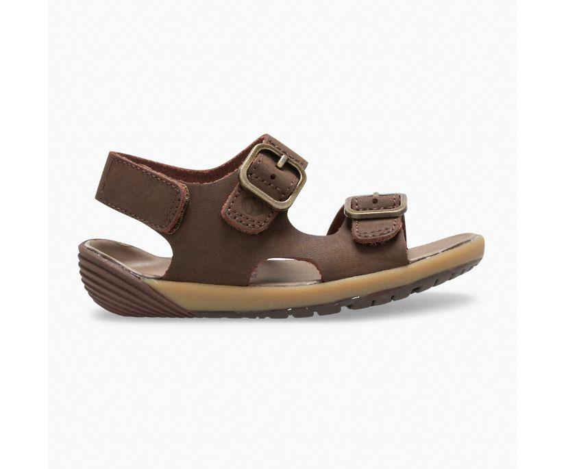Bare Steps® Sandal, Brown, dynamic