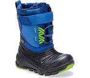 Snow Quest Lite 2.0 Waterproof Jr. Boot, Blue, dynamic