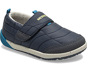 Bare Steps® Hut Moc, Navy, dynamic