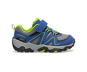 Trail Quest Jr., Blue/Green, dynamic