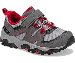 Trail Quest Jr., Grey/Red/Black, dynamic