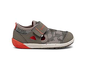 Bare Steps® H2O Sneaker, Truffle/Camo, dynamic