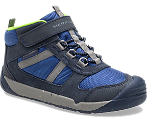 Bare Steps® Ridge Hiker, Navy/Green, dynamic