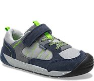 Bare Steps® Alpine Sneaker, Navy, dynamic