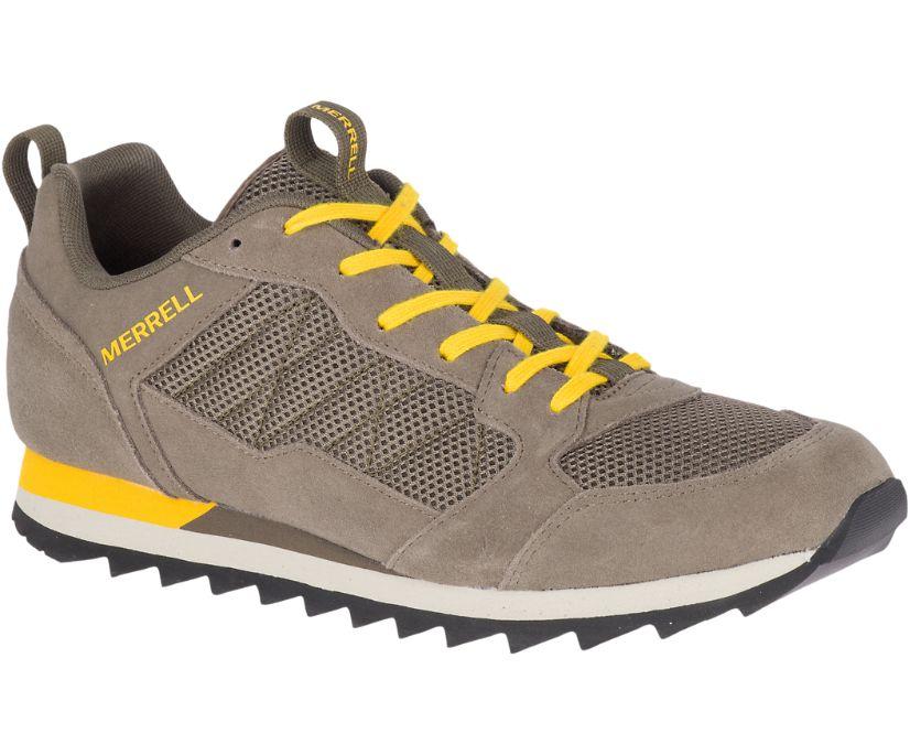 Alpine Sneaker, Boulder, dynamic