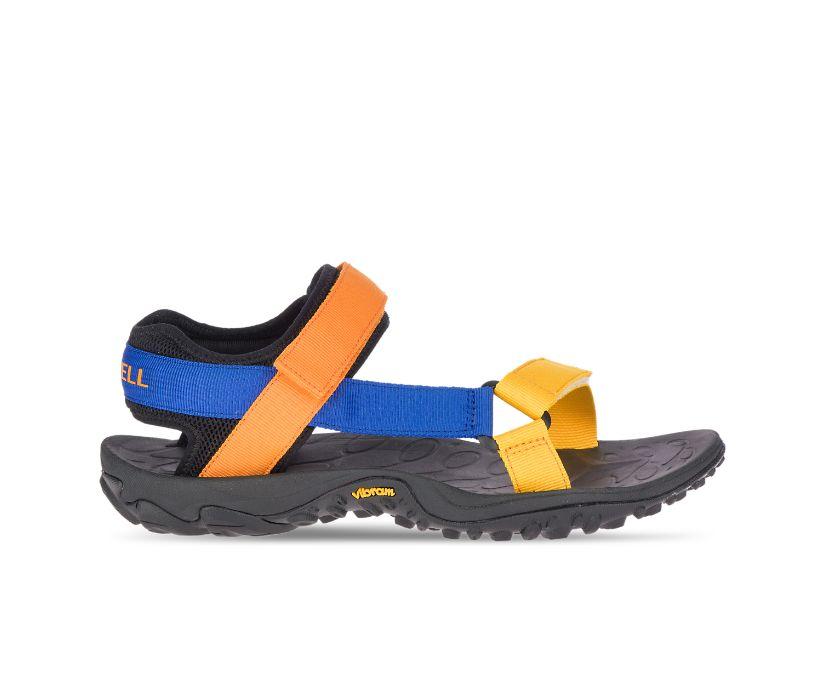 Kahuna Web, Blue/Orange, dynamic