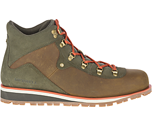 West Fork Waterproof Boot, Butternut, dynamic