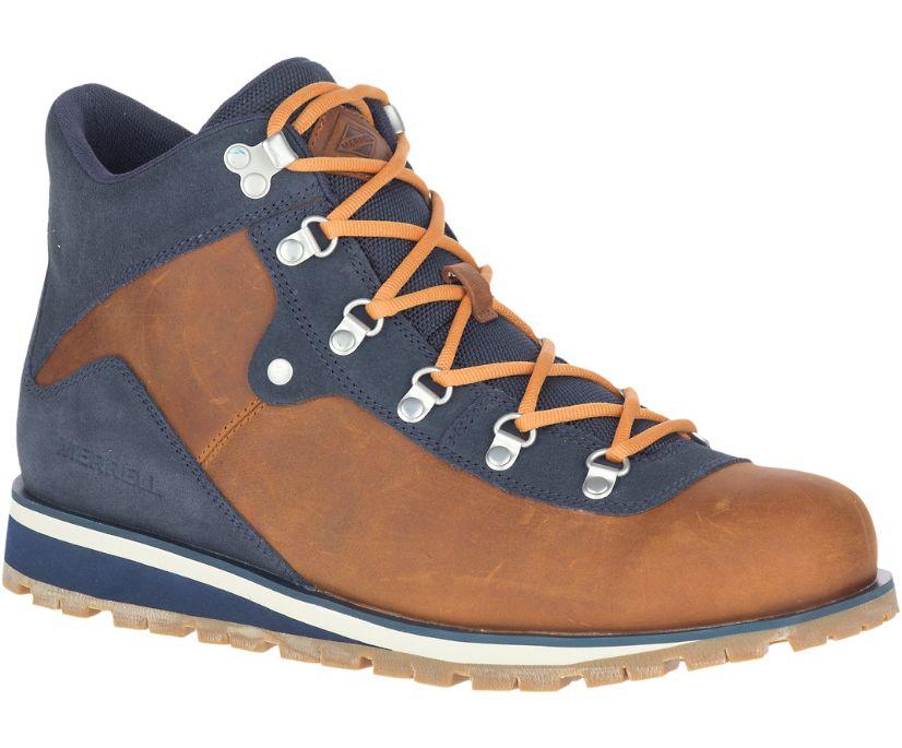 West Fork Waterproof Boot, Oak, dynamic