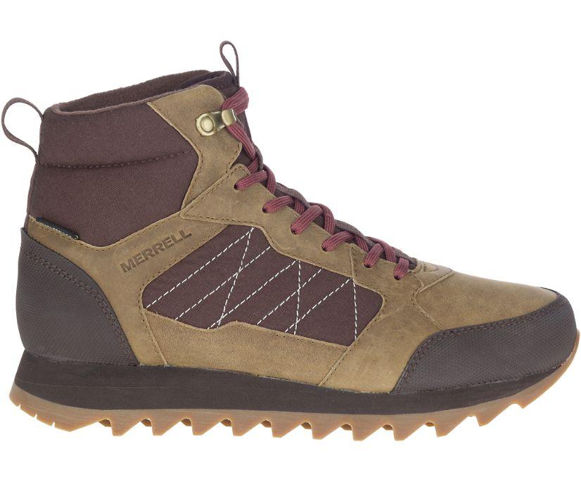 Alpine Sneaker Mid Polar Waterproof, Butternut, dynamic