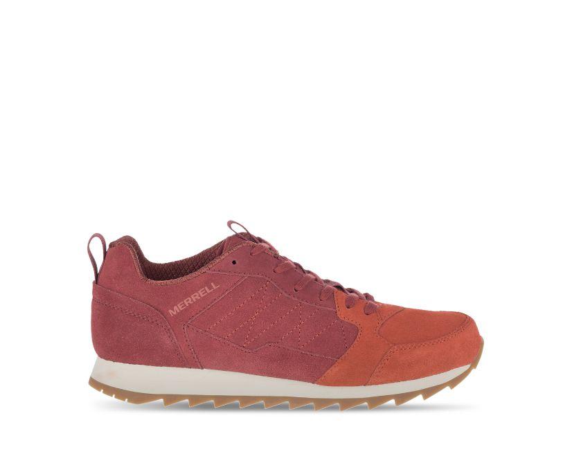 Alpine Sneaker Suede, Sable, dynamic