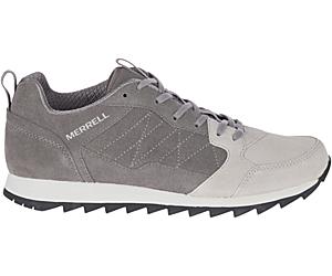 Alpine Sneaker Suede, Charcoal, dynamic