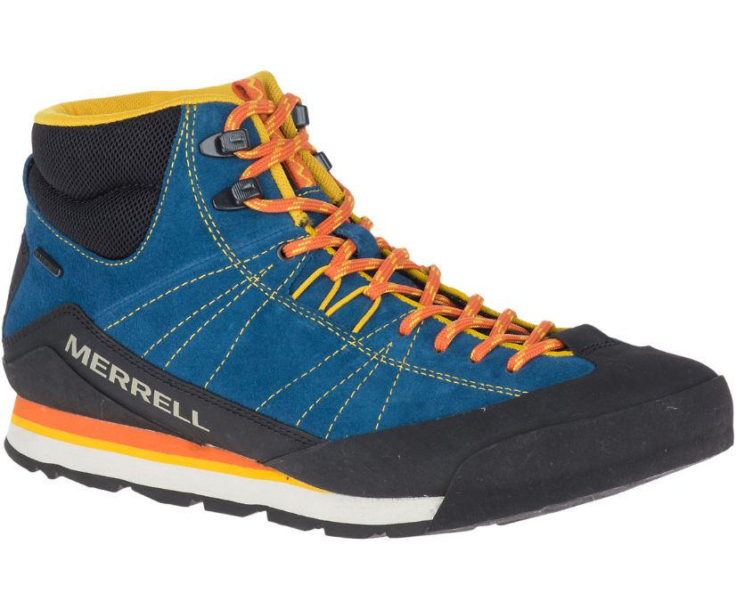Catalyst Mid Suede Waterproof, Sailor Blue, dynamic