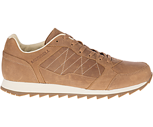 Alpine Sneaker Leather, Tobacco, dynamic