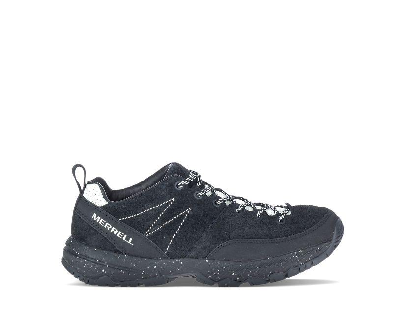 MQM Ace Leather, Black, dynamic