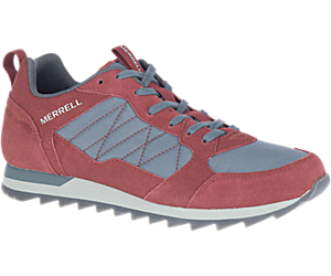 Alpine Sneaker, Brick, dynamic