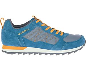 Alpine Sneaker, Polar/Inca, dynamic