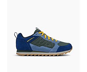 Alpine Sneaker, Poseidon, dynamic