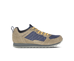 Alpine Sneaker, Brindle, dynamic