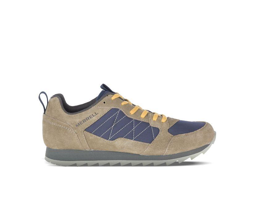 Alpine Sneaker, Brindle, dynamic