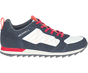 Alpine Sneaker, Navy/Chili, dynamic