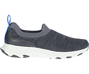 Merrell Cloud Moc Knit, Black, dynamic