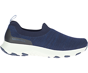 Merrell Cloud Moc Knit, Navy, dynamic