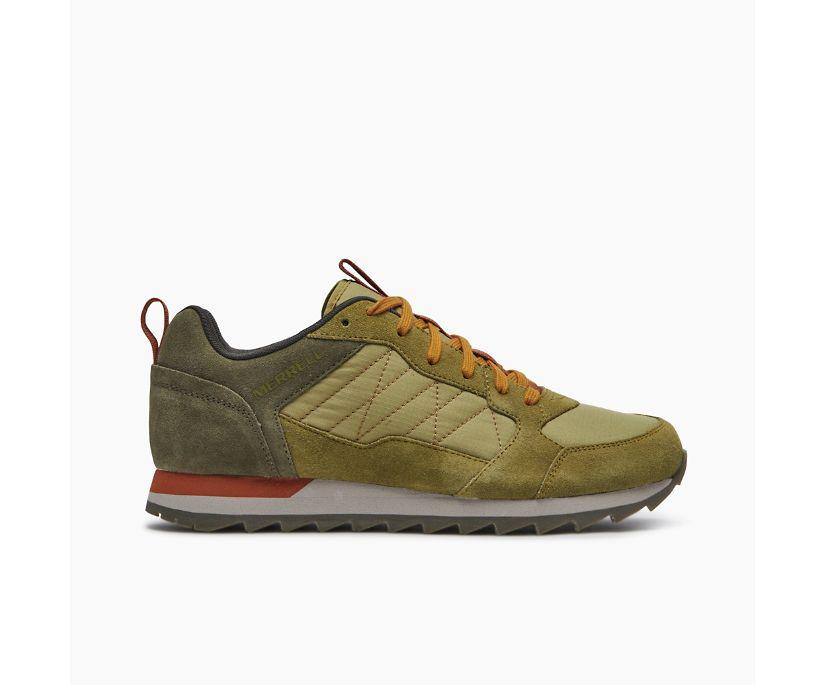 Alpine Sneaker, Moss, dynamic