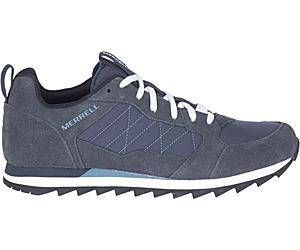 Alpine Sneaker, Navy, dynamic