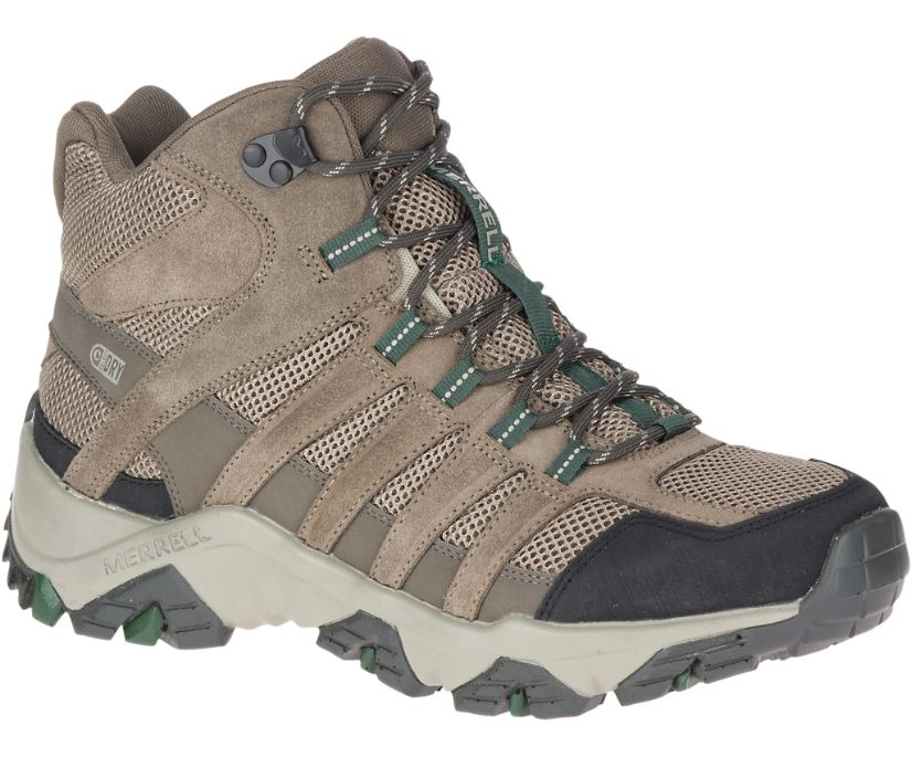 Dashen Mid Waterproof, Taupe, dynamic