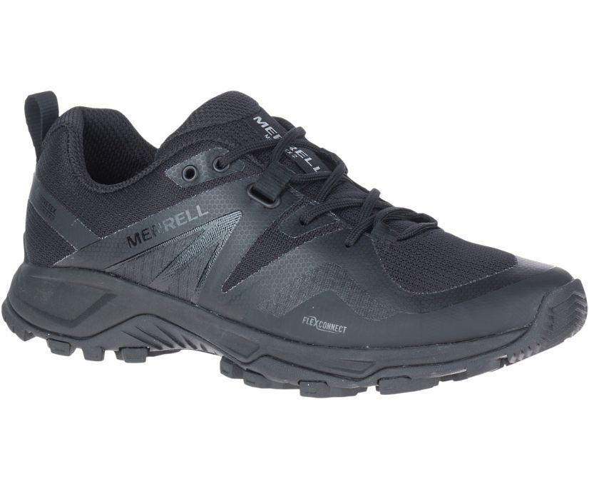 MQM Flex 2 GORE-TEX®, Black, dynamic