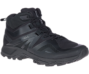 MQM Flex 2 Mid GORE-TEX®, Black, dynamic