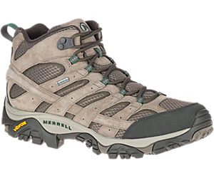 Moab 2 Leather Mid GORE-TEX®, Boulder, dynamic