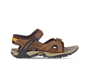 Kahuna 4 Strap, Brown, dynamic