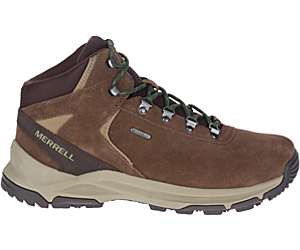 Erie Mid Waterproof Wide Width, Earth, dynamic