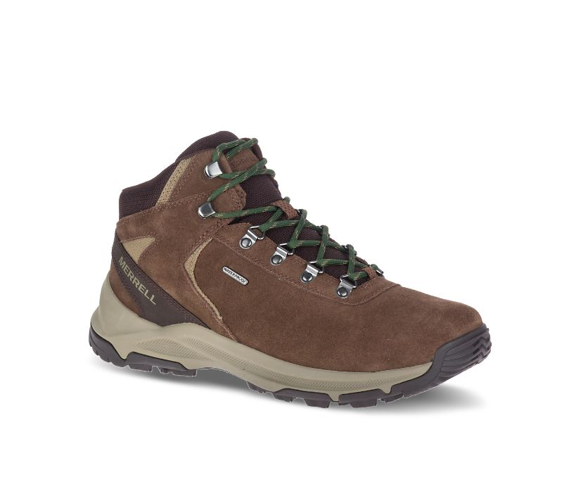 Erie Mid Waterproof, Earth, dynamic