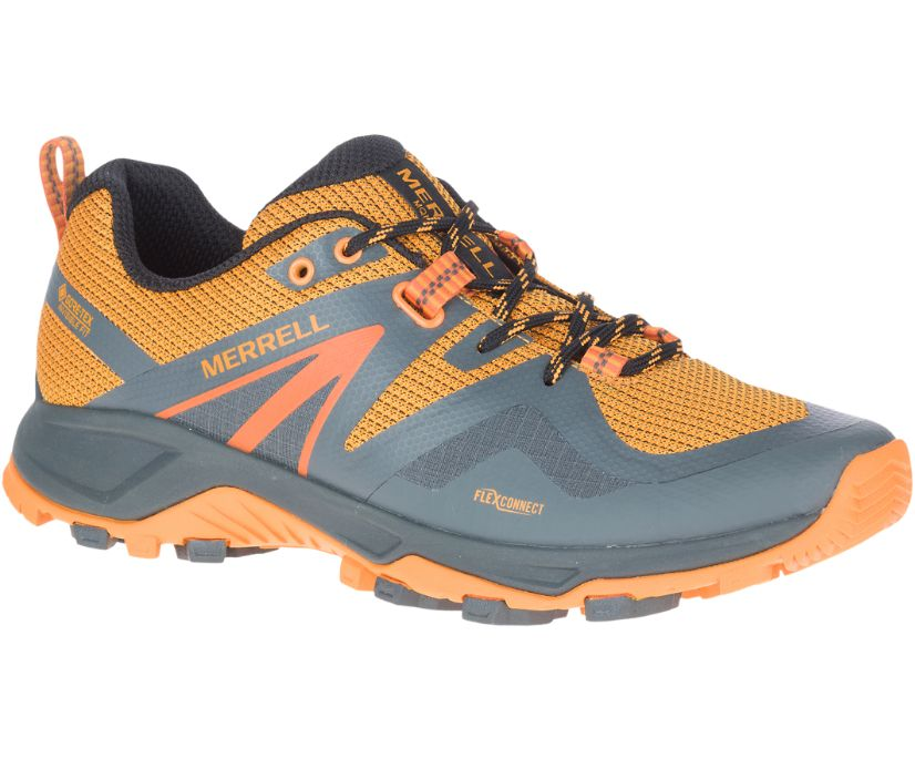 MQM Flex 2 GORE-TEX®, Orange, dynamic