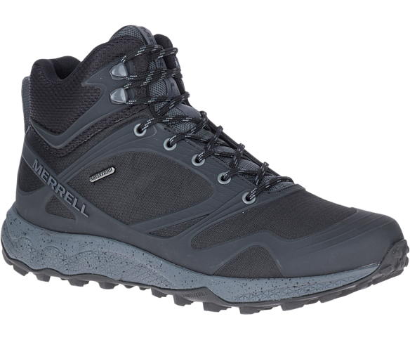 Altalight Mid Waterproof, Black, dynamic