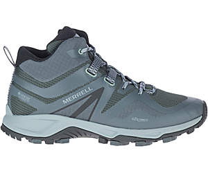 MQM Flex 2 Mid GORE-TEX®, Black/Grey, dynamic