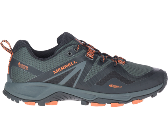 MQM Flex 2 GORE-TEX®, Burnt/Granite, dynamic