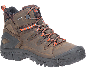 Strongbound Peak Mid Waterproof, Espresso, dynamic