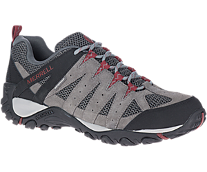 Accentor 2 Ventilator Waterproof, Charcoal/Sable, dynamic